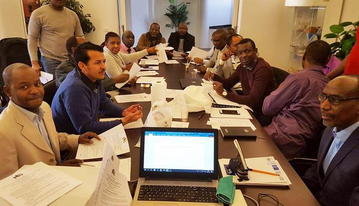 Communiqué de l'Ambassade de la République du Niger à Bruxelles : Enrôlement biométrique de la diaspora nigérienne